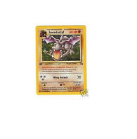 1st Edition PRERELEASE AERODACTYL 1/62 Ultra Rare Holo Foil PROMO Pokemon Card