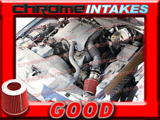 BLACK RED 96-02 FORD CROWN VICTORIA/LINCOLN TOWN CAR/GRAND MARQUIS AIR INTAKE