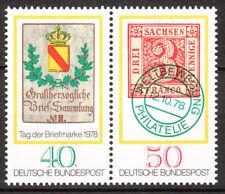 BRD 1978 Mi. Nr. 980-981 Postfrisch LUXUS!!!