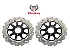 Front Brake Disc Rotors For Suzuki GSXR 600 GSXR 750 GSXR 1000 Wave Rotors