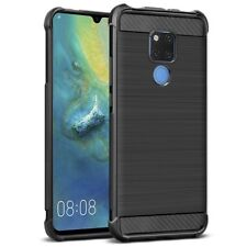 Imak Shockproof Carbon Fiber Airbag TPU Case Cover for Huawei Mate 20 X