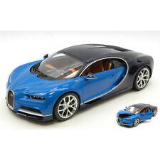 Auto di modellismo statico Burago Bugatti