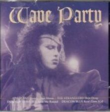 Wave Party (1981-89, Sony) Adam Ant, Fiction Factory, Freur, Dead or Aliv.. [CD]