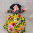 Vintage Topsy Turvey Handmade Cloth Doll 10