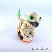 Skylanders Trap Team FUNNY BONE SERIES 1 (Undead) Comp with Superchargers