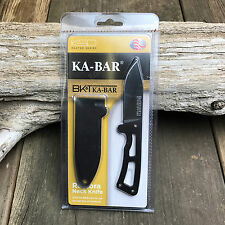 Ka-Bar Becker Remora Fixed Blade Neck Knife BK13