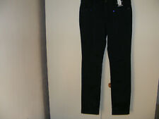 """David Jones  Size 12  Navy Sequinned Straight Jeans New With Tags Inside Leg 31"""""""