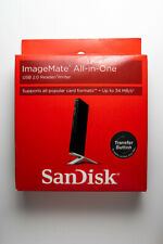 SanDisk Imagemate All-in-One USB 2.0 Reader/Writer P/N SDDR-189-A20 NEW IN BOX
