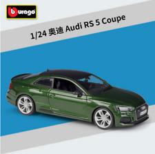 Bburago 1:24 Audi RS5 Coupe Die cast Metal Model Car New