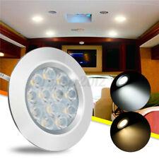 12V LED Spot Cabinet Lights Interior Lamps For RV Motorhome Van Boat Campe