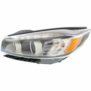 2016 2017 2018 Fits For KI Sorento LED Headlight Left Driver Side