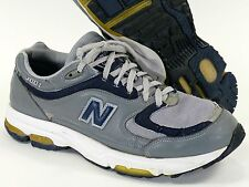 New Balance 2001 Men's 11 2E Grey Made in USA - vintage navy 991 992 993 M2001GR