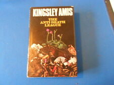 KINGSLEY AMIS: THE ANTI-DEATH LEAGUE: SIGNED: VERY GOOD CONDITION