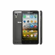 Lenovo Android Factory Unlocked Black Mobile Phones