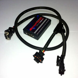 Centralina Aggiuntiva Ford Focus II Kombi 1.6 Ti 115 CV Performance Chip Tuning