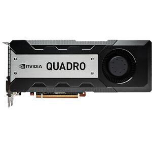 HP NVIDIA Quadro K6000 12GB GDDR5 PCI-e 3.0 Graphics Card 713207-001