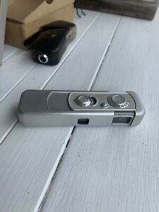 Minox III  Wetzlar Spy Camera With Accessories