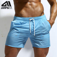 Fast Dry Beach Surf Swim Board Shorts Bath Suits for Men Running Workout Trunks