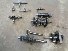 97 Yamaha Big Bear 350 4x4 Transmission Shift Forks Shafts Drum Etc  B3000
