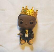 Funko Pop Rocks 77 The Notorious B.I.G. With Crown 2018 Brooklyn Mint