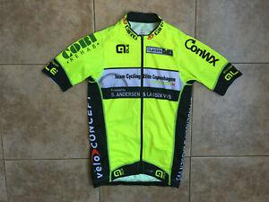 Ale Danish Cycling Junior Team Jersey Sz.XS