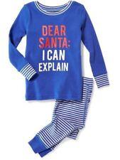 Old Navy Collectibles Toddler Boy's 4T Christmas Dear Santa I Can Explain Pajama