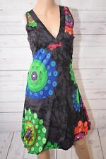 Desigual Damen A-linie Kleid Ginngery Knielang Gr. M