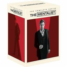 The Mentalist: Season 1-7 The Complete Series DVD 34 Disc  Box Set
