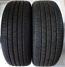 2 los neumáticos de invierno continental continental conticrosscontact 2 * SSR Moe 235/60 r1