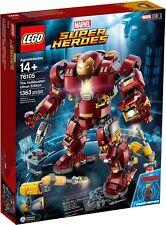 Edificios Lego Super Heroes 76105 Hulkbuster Ultron Edición