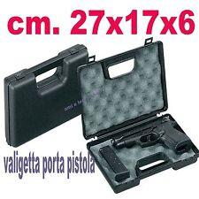 valigetta porta pistole valigia con imbottitura custodia rigida imbottita borsa