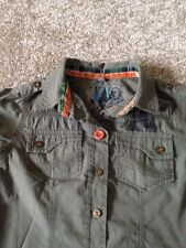 Adams Boys Shirt Age 4 Yrs G Con