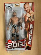 Randy Orton Signed WWE Best Of 2013 Figure The Viper RKO