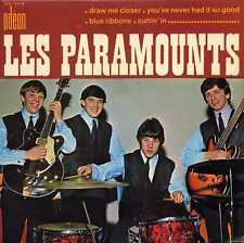 "PARAMOUNTS ""DRAW ME CLOSER"" ORIG FR EP 1965 EX PROCOL HARUM"