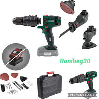 PARKSIDE 20V CORDLESS 4 IN 1 COMBINATION TOOL BARE UNIT ONLY🇬🇧🚚🌎