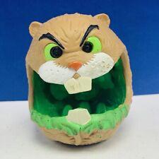Goosebumps vtg toy scary squirrel chipmunk parachute press strottman beaver ball
