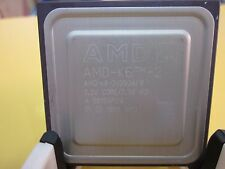 AMD amd-k6-2/350afq SOCKET 350mhz/32kb/100mhz/socket Super 7 CPU Processor 2.2v