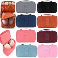 Travel Organizer Bra Underwear Socks Lingerie Handbag Organizer Bag Storage Case