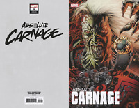 ABSOLUTE CARNAGE #5 (OF 5) HOTZ CONNECTING VAR AC MARVEL COMICS