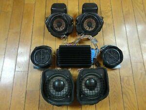 Bose 7-Piece Mercedes W202 C-Class Car Speaker Sound System *Powered* 1994-2000