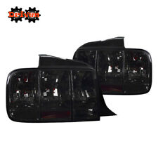 Ford Mustang 05-09 GT Base V6 V8 Saleen Sequential Tail Lights OE STYLE Smoked