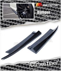 Carbon Fibre Rear Extension fits 12-14 Mercedes W204 C-Class 2D Coupe AMG Bumper