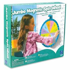 Educational Insights Jumbo Magnetic Spin Wheel - EII1769