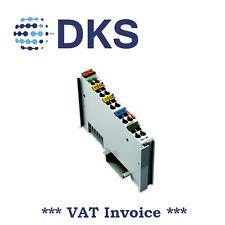 WAGO 750-452 2-Channel Analog Input Module 0-20 mA 000082