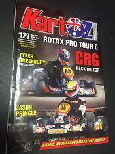 Go Kart - Kart OZ Magazines July 2014