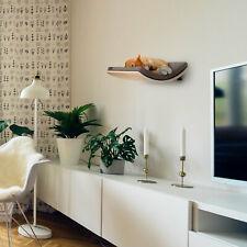 CHILL Cat Shelf - Luxury wall mounted cat shelf / floating shelf