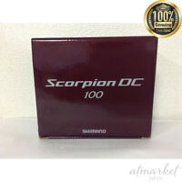 SHIMANO Reel 17 Scorpion DC 100 Right Handle in Box 100% from JAPAN