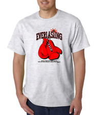 USA Made Bayside T-shirt Christian Everlasting Boxing Gloves Trust Lord