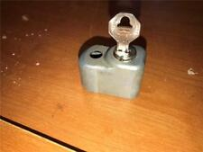 1966 Corvette Spare Tire Lock with Key - ORIGINAL 1966 Only!!