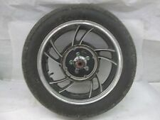 1982 Yamaha XJ750J Maxim Rear Wheel and Tire